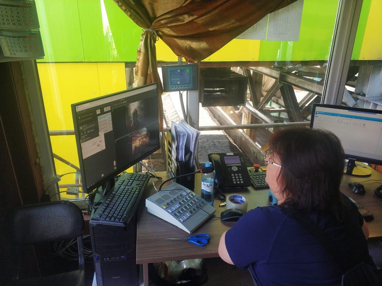 Компания Арман реализовала интеграцию системы оперативно-диспетчерской связи и технологического видеонаблюдения  на Тугнуйской Обогатительной фабрике
