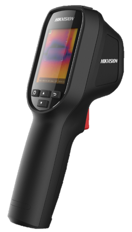 Non-contact temperature measurement with thermal imagers